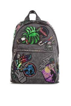 Рюкзак с декором
