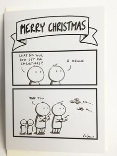 Merry Christmas: Drone - Rob Stears