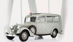 1937 Mercedes-Benz