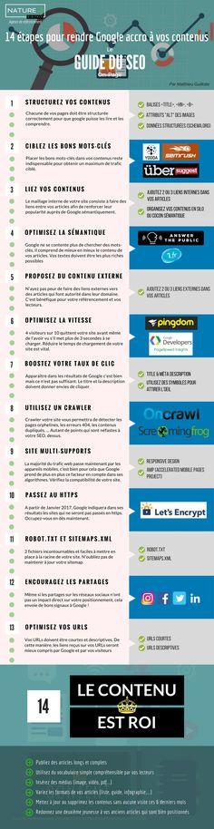 Infographie, rendre Google accro à vos contenus