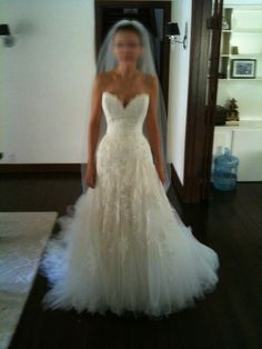 Enzoani Erin <3 I'd probably add straps to make it perfect.