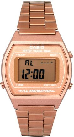 95478133037 Rose Gold Casio Watch £47.50 Color Dorado