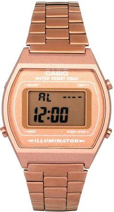 Rose Gold Casio Watch £47.50 Rose Gold Jewelry, Red Jewelry, Jewelry  Bracelets, 03bbfae8d2