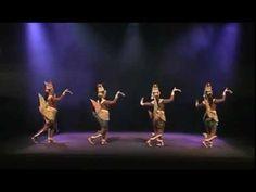 Rabam Kinnaree Thai traditional dance Thailand - YouTube