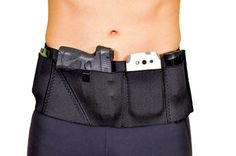 The Sport Belt Concealed Carry Gun Holster by CanCanConcealment
