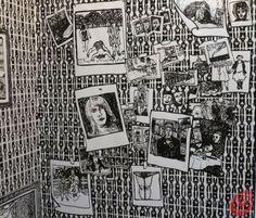 BLOG :: Charlotte Mann e i suoi trompe l'oeil contemporanei