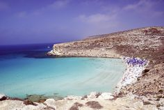 Rabbit Beach, Lampedusa, Sicily | 18 Surreal Beaches You Need To See Before You Die