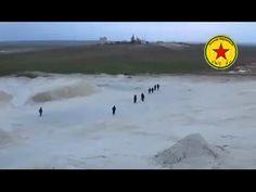 Kobani: Kurdish YPG attack ISIS around Raqqa (English)