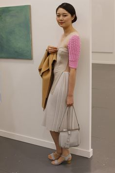 They Are Wearing: Frieze New York - Slideshow