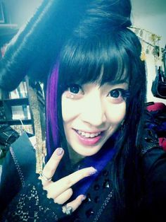 Yûko Suzuhana TWITTER