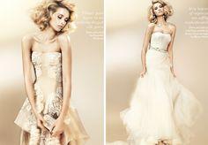 Lela Rose Wedding Dress. Beautiful. http://www.net-a-porter.com/intl/product/108866