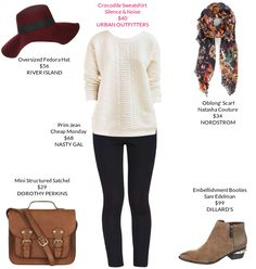 Not a fan of the hat but everything else is perfect. My weekly outfit - https://mystylit.com