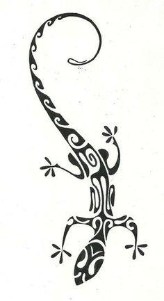 Autre projet de salamandre, notre amphibien préféré ! Dessin réalisé par Sylvaine du studio Syltattoo. www.syltattoo.com #Polynesiantattoos Gecko Tattoo, Lizard Tattoo, Arte Tribal, Tribal Art, New Tattoos, Tribal Tattoos, Father Daughter Tattoos, Salamander, Polynesian Tattoo Designs