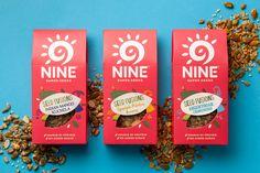 9Nine rebrand, by BrandOpus