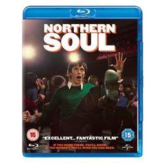 NORTHERN SOUL - THE FILM Starring Steve Coogan, Antonia Thomas BLU RAY - Dvds