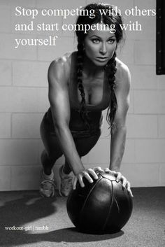 Start being a better you than you were yesterday.
