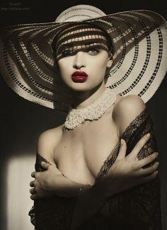ana rosa charme chapeaux couleur femme visages galerie inspiration photographie