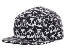 Skulls 5-Panel Cap by NEW ERA x JEREMY SCOTT