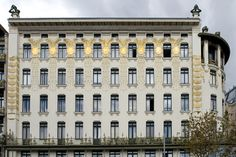 Architecture from Otto Wagner, Vienna