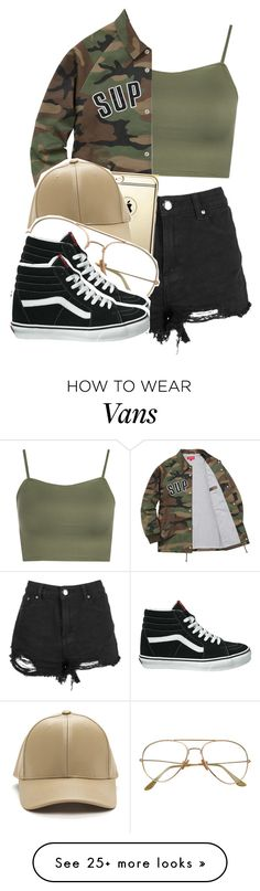 """Untitled #1353"" by toniiiiiiiiiiiiiii on Polyvore featuring WearAll and Vans"