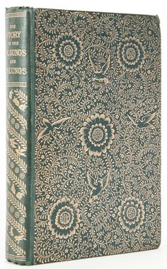 Morris (William).- Story of the Volsungs & Niblungs with certain songs from the Elder Edda, translated from the Icelandic by Eiríkr Magnússon and William Morris, first edition, endpapers, half title and final page spotted, original decorated cloth gilt, uncut, 8vo, F.S. Ellis, 1870.