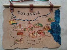 Bulgaria, handmade craft from Veliko Tarnovo #goodatservice.com