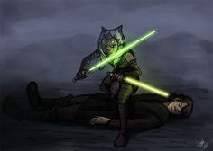 Star Wars - Stay Away... by Renny08.deviantart.com on @deviantART