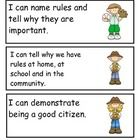 Kindergarten Social Studies Standards