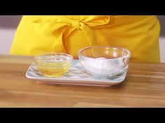 Le miel pour remplacer le sucre - YouTube Atelier Des Chefs, Sweet Desserts, Container, Tableware, Honey, Everything, Dinnerware, Tablewares, Dishes