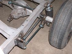Full Tilt Street Rod rear suspension kits include parallel triangulated leaf springs, and Panhard bars Truck Flatbeds, C10 Chevy Truck, Classic Chevy Trucks, Pickup Trucks, Dodge Pickup, Custom Trucks, Custom Cars, Homemade Go Kart, Off Road Camper Trailer