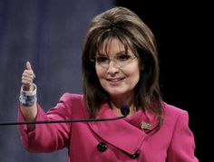 Sarah Palin...if we would of gone to high school together, I am sure we would of been BFF's.