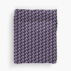 Purple 3D Look Floral by karlajkitty