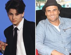 Jeremy Jackson: 1995 [B: 16 Oct 1980] ... and now.