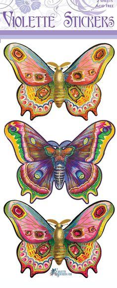 P70-Jumbo Butterfly