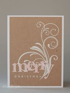 Sweet Kobylkin: Non-Traditional Colours For Christmas