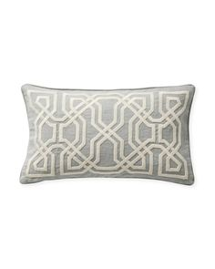 Shop the designer throw pillows collection by Serena & Lily today and discover beautifully patterned, striped & embroidered throw pillows for your home. Pillow Inserts, Pillow Covers, Painting Cabinets, Designer Throw Pillows, Animals For Kids, Metallica, Decorative Pillows, Bed Pillows, Pure Products