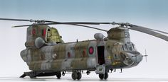 British Chinook HC.1