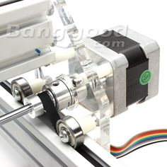 200mW Desktop DIY Red Laser Engraving Machine Picture CNC Printer Sale-Banggood.com