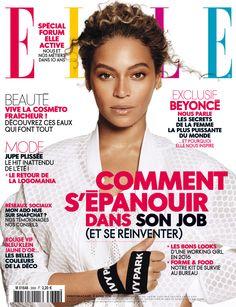 Sa maternité, son féminisme, ses polémiques…Les confidences de Beyoncé dans ELLE !