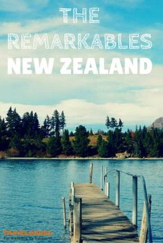 A Remarkable Competition for the Alps | Let me just stand here in complete awe for a while, I am taking in the splendid view of the absolutely correctly named mountain range called The Remarkables | Travel Dudes Social Travel Community