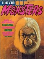 movie monsters magazine 70s - Google Search