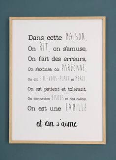 Unique poster on this Home - The Words, Positive Attitude, Positive Quotes, Positive Motivation, Journal Challenge, Unique Poster, Diy Papier, Mothers Day Quotes, French Quotes