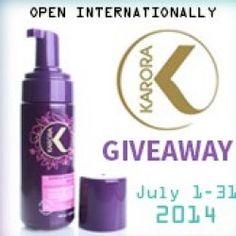 Win  Karora Cosmetics Supreme Bronzette ^_^ http://www.pintalabios.info/en/fashion_giveaways/view/en/2185 #International #Cosmetic #bbloggers #Giveaway