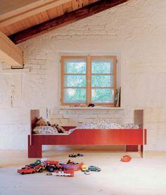 Kinderbett (Junge und Mädchen) SPROSS by Christoffer Martens Moormann Nils Holger