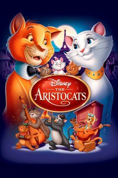 The Aristocats:)