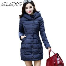 Elexs invierno desgaste estilo Outwear mujeres Parkas Parkas invierno abrigos TSP2547(China (Mainland))