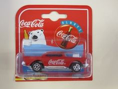 57 Chevy Coca-cola Die-cast Car By Majorette by Majorette. $9.97. 57 chevy. dark red. Officially licensed die-cast. thailand casting. 1:64 die-cast. 57 Chevy Coca-cola Die-cast Car By Majorette