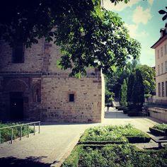 Rund um die wundervolle Reglerkirche von Erfurt