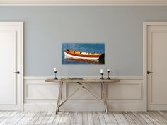 Ole Dory  Newport Rhode Island Canvas by PhotographsbyJoules