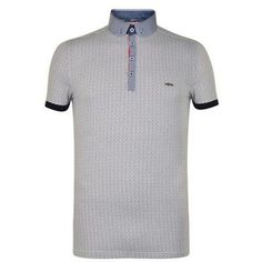 Cabe Polo Description: Add colour and pattern to your casual ensembles with this Bewley and Ritch Cabe polo. This slim fitting style is designed in contrasting prints and features a button down collar, elasticated hems and logo detailing.Size selection: Standard sizingFits true to size, take your normal... http://qualityclothing.me.uk/cabe-polo/